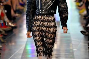 London Fashion Week S/S13