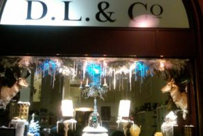 DL & Co. Winter Window