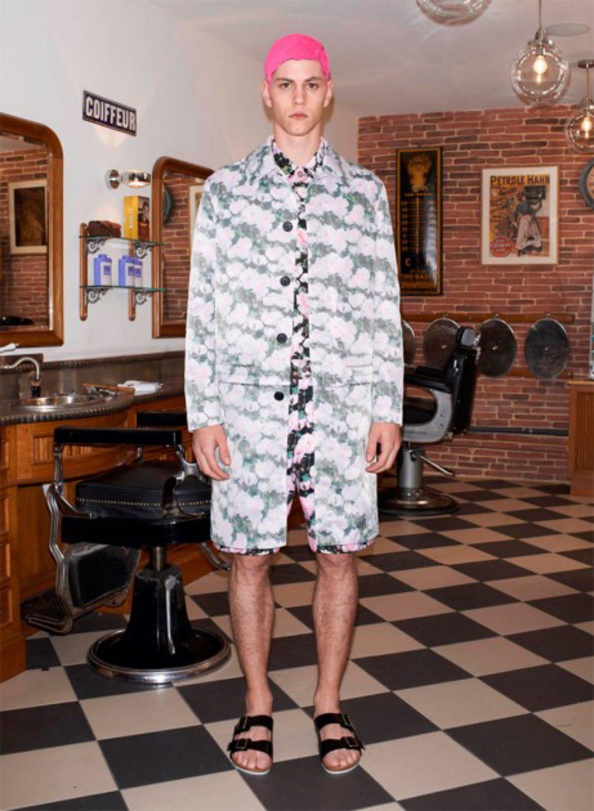 Givenchy Men's Pre Spring 2014