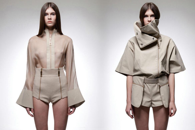 Fashion Find: Architectural Minimalism by Heohwan Simulation