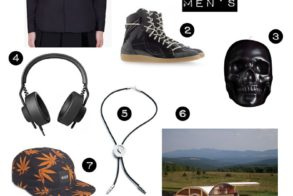 Holiday Gift Guide – Men's