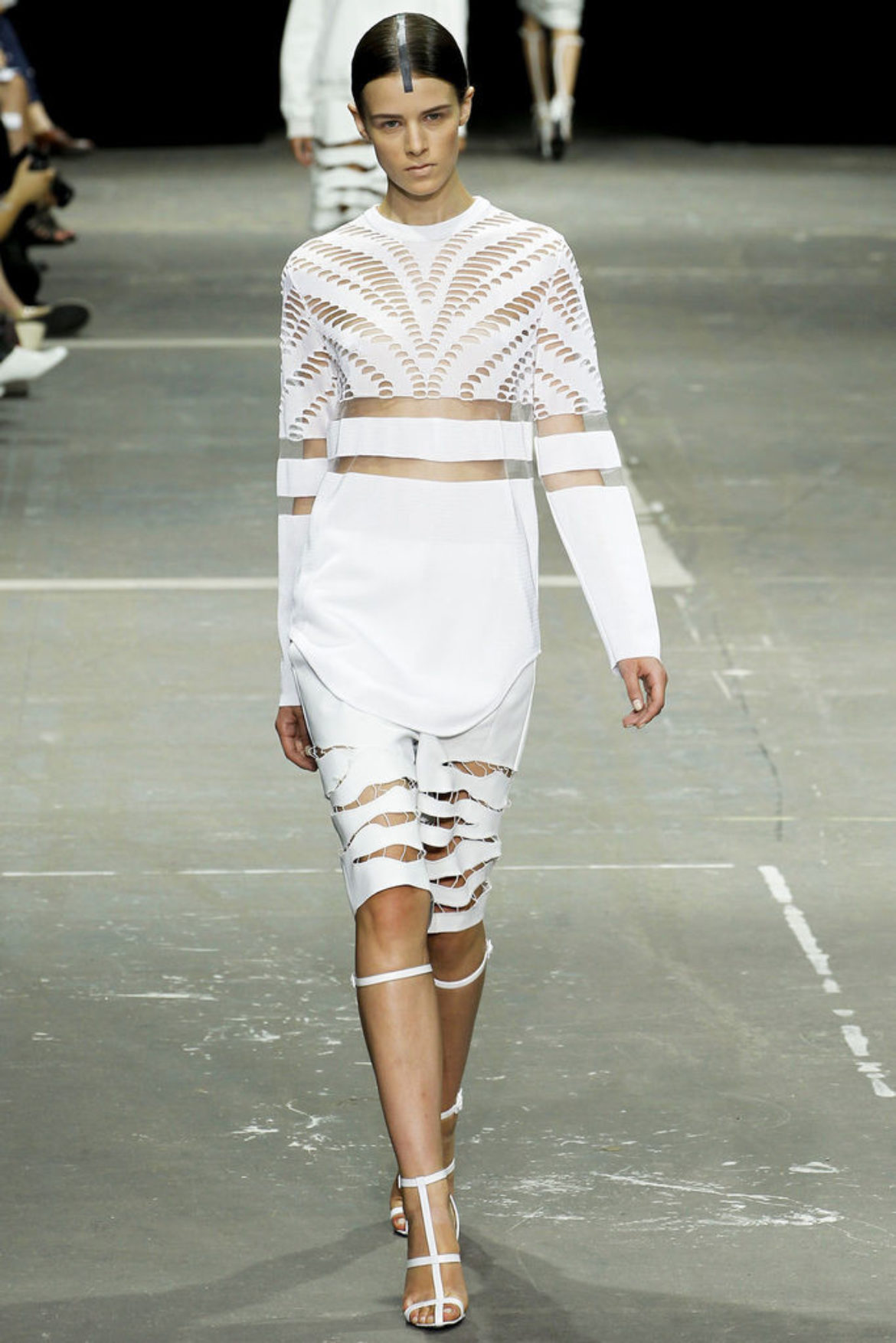 Spring's Sharp Splices: Alexander Wang 2013