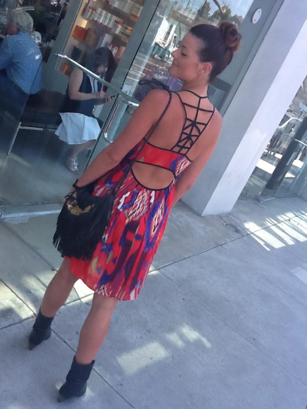 """Stylist Style: Featuring """"Indian Summer"""" Dress"""