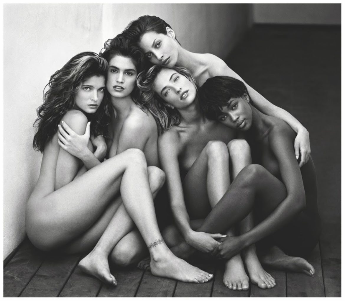 Herb Ritts at the Getty
